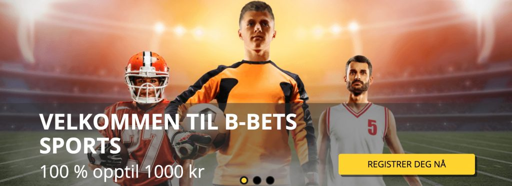 b-bets norskebettingsider