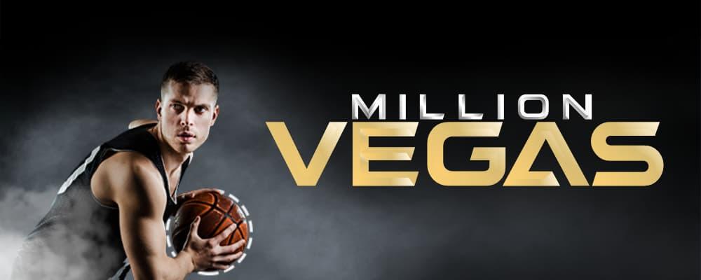 Million Vegas banner