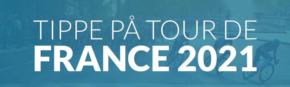 Tippe på Tour de France 2021